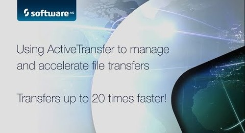 Demo: How to transfer files 20x faster