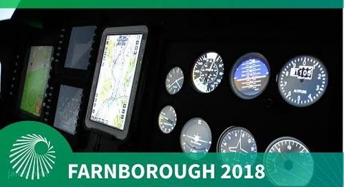 Farnborough 2018: Inzpire's Targeted Fidelity Simulator (TFS)