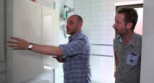 One Minute Tips: Small Space Bathroom Storage Solution (with Brett Leonhardt)