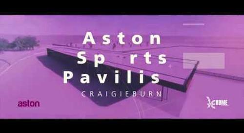 Aston Sports Pavilion Flythrough