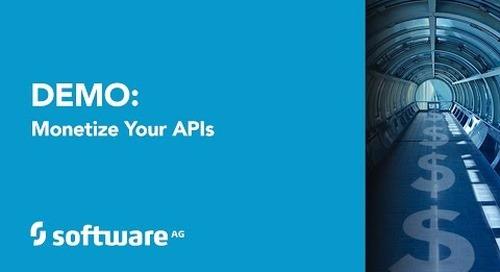 Demo: Monetize Your APIs