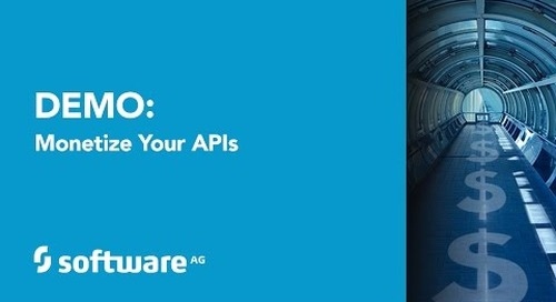 Demo: Monetize Your APIs
