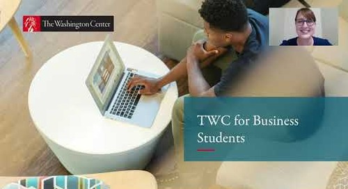 TWC for Business Students