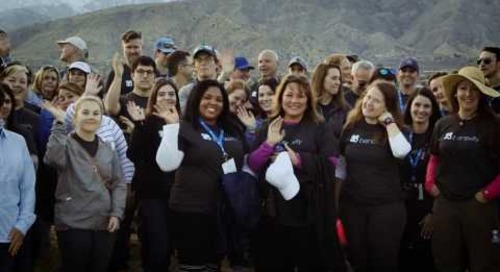 Benevity Clients Give Back to the Palm Springs Community