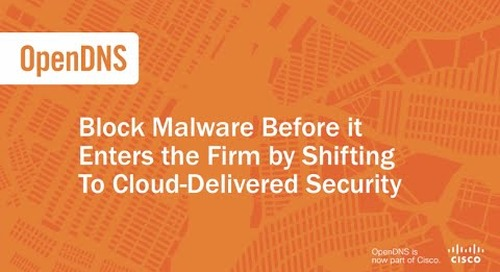 Why legal companies are shifting security to the cloud