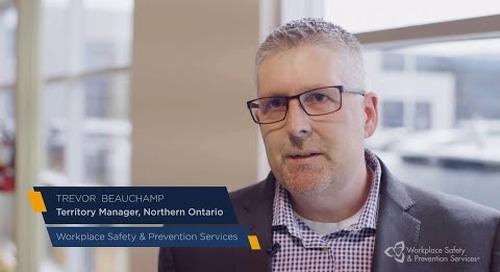 Building A Safer North: Trevor Beauchamp, WSPS