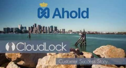 Customer Testimonial - Dave Duchan at Ahold