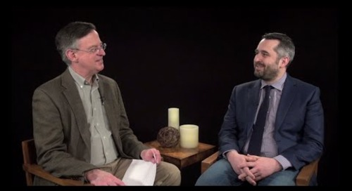 Digital Shadows' James Chappell interviewed by Richard Stiennon