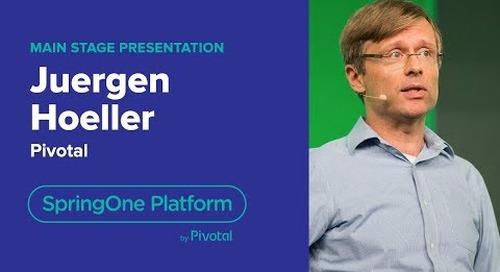 Juergen Hoeller, Pivotal—Current and Future State of Java, SpringOne Platform 2018