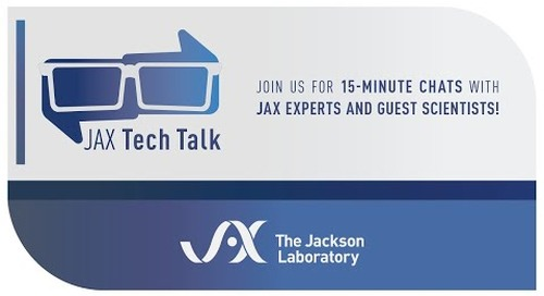 JAX Tech Talk Episode 45: Let's Talk Pre-Cannulated Mice & Other Surgical Services (Oct. 19, 2021)