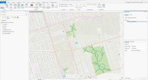 Getting Started with ArcGIS Pro: Editing your Data