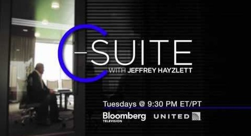 C-Suite with Jeffrey Hayzlett: MGM Resorts International