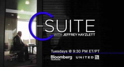 C-Suite with Jeffrey Hayzlett: MGM Resorts International