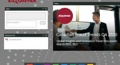 Fraud Trends During Digital Acceleration Webinar