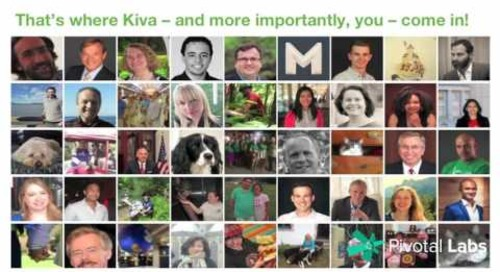 Kiva: Reimagining a Financial System Based on People — Jonny Price, Kiva