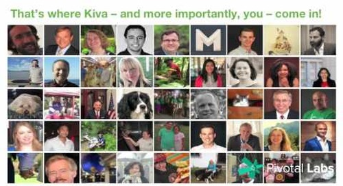 Kiva: Reimagining a Financial System Based on People — Jonny Price, Kiva