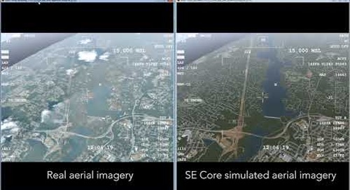 SE CORE Synthetic Imagery
