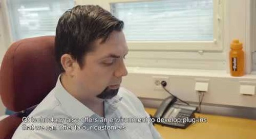 Built with Qt: Parker Hannifin - New ways to create value