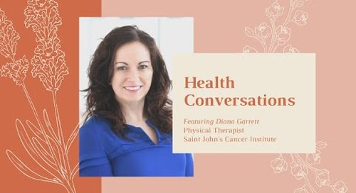 WH&WI Health Conversations, ft. Diana Garrett from Performance Therapy