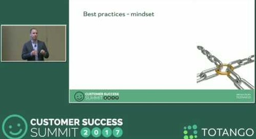 [Track 2] Reducing Churn with Proven Monetization - Customer Success Summit 2017
