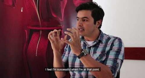 One Conversation at a Time Series- Luis Carlos Gonzalez