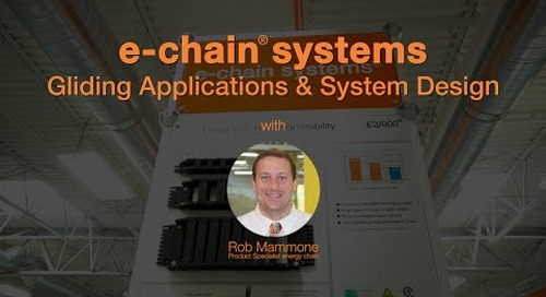 Choosing your chain - Gliding Applications & System Design