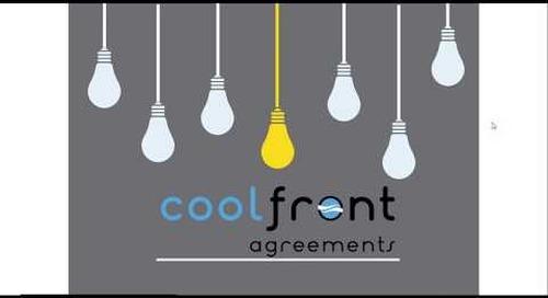 Coolfront Agreements Webinar Walkthrough
