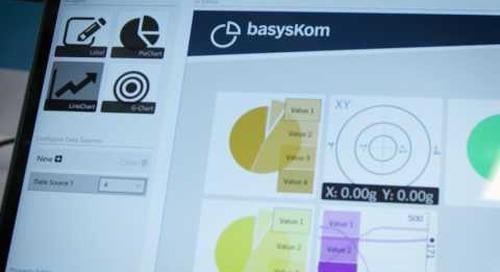 Built with Qt — Embedded HMI development with basysKom