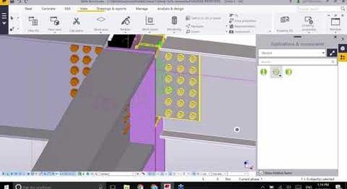 Tekla Partner Spotlight: Connection Design Optimization with Qnect
