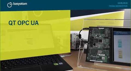 Qt OPC UA — An Overview {on-demand webinar}