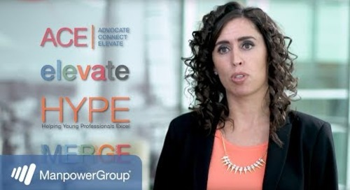ManpowerGroup Business Resource Groups (BRGs)