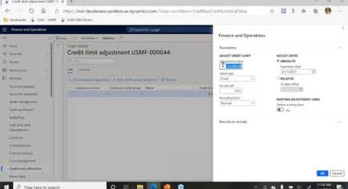Credit limits in Dynamics 365 Finance   Q&A Series   Western Computer