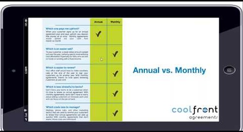 Coolfront Agreements Webinar