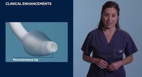 In-Service Training: ShileyTM Flexible Adult Tracheostomy Tubes – New Clinical Enhancements