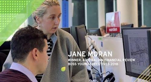 Jane Moran: 2018 AFR Boss Young Executive