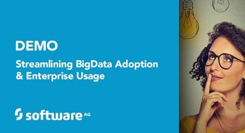 Demo: Big Data Gateway: Streamlining Big Data Adoption & Enterprise Usage