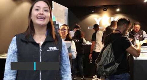 Employee Spotlight- Ilina Moreno at Colombiatex de las Américas 2019