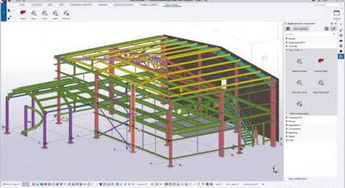 Tekla Tedds Integrator for Tekla Structures