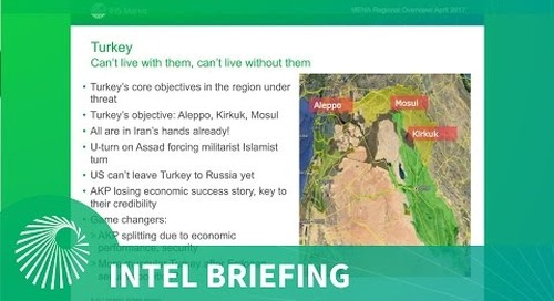 Intel Briefing: Insurgency trends in the MENA region