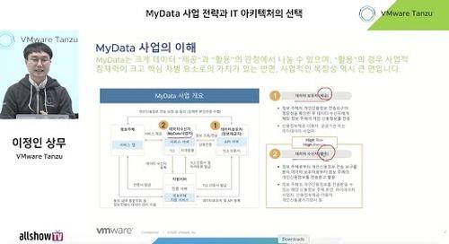 MyData 사업 전략과 IT 아키텍처의 선택