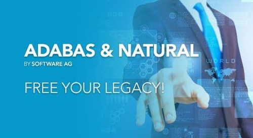 Free Your Legacy with Adabas and Natural!