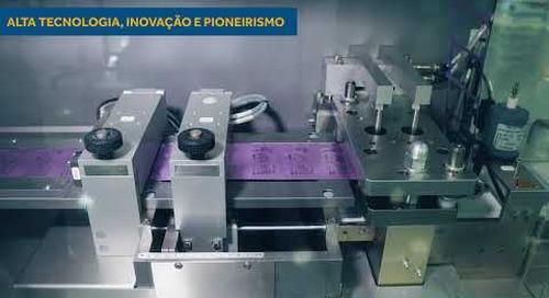 Medtronic Fábrica de Suturas Brasil - A Base de Tudo