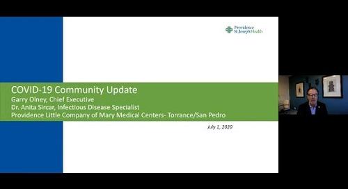 PLCM COVID-19 Community Update