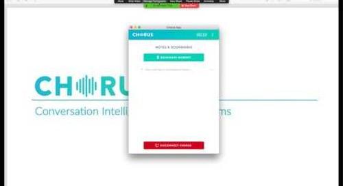 Detect Screenshare Meetings