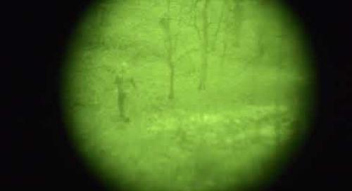 MAPA Camouflage Pattern Field Tests #3 - Night Vision NIR