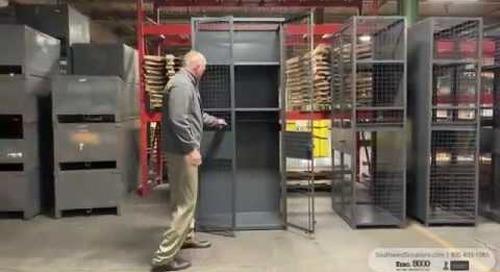 TA-50 Lockers | Military Gear Storage Lockers