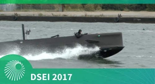 DSEI 2017: JFD's submersible SEAL carrier