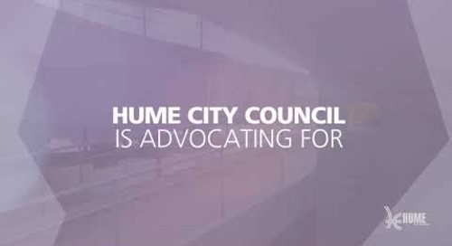 Hume Advocates  - Mayor Geoff Porter