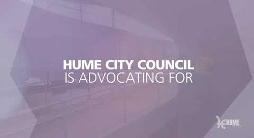 Hume Advocates  - Cr Geoff Porter - Introduction to Hume Advocates video