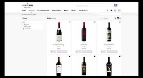 365WineTrade & Ecommerce: Wine & Spirits Solution